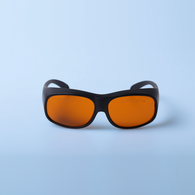 Laser Protective Glasses 200-540nm 900-1000nm Safety Glasses for ND:YAG protection